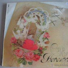 Discos de vinilo: MAGNIFICO LP DE - GRUP - ALBA - HABANERES -. Lote 44745922