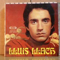 Discos de vinilo: LLUIS LLACH - IRENE / DESPERTAR / RES NO HA ACABAT / TEMPS I TEMPS - MOVIEPLAY SBP-10.136 - 1969. Lote 44746486