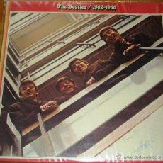 Discos de vinilo: THE BEATLES - 1962 - 1966 CON ENCARTES. Lote 44747368