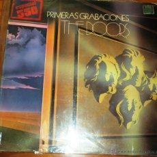Discos de vinilo: THE DOORS - PRIMERAS GRABACIONES 1974. Lote 44747562
