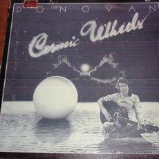 Discos de vinilo: DONOVAN - COSMIC WHEELS 1973. Lote 44748174