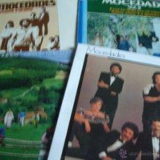 Discos de vinilo: LOTE 4 LPS DE MOCEDADES. Lote 44749791