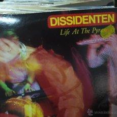 Discos de vinilo: DISSIDENTEN-LP. Lote 44750059