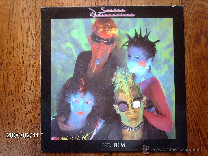 SUEÑOS RADIOACTIVOS - THE FILM (Música - Discos - LP Vinilo - Bandas Sonoras y Música de Actores )