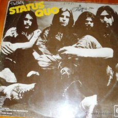 Discos de vinilo: STATUS QUO - THE BEST OF 1973. Lote 44758296