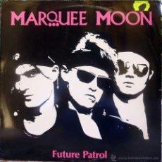 Discos de vinilo: MARQUEE MOON. FUTURE PATROL. DIADEM, WEST GERMANY 1989 LP (+ ENCARTE) PUNK /GOTICO. Lote 44760964