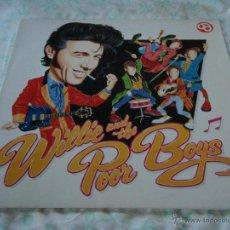 Discos de vinilo: WILLIE & THE POOR BOYS ( WILLIE AND THE POOR BOYS ) 1985-HOLANDA LP33 MERCURY. Lote 44763614