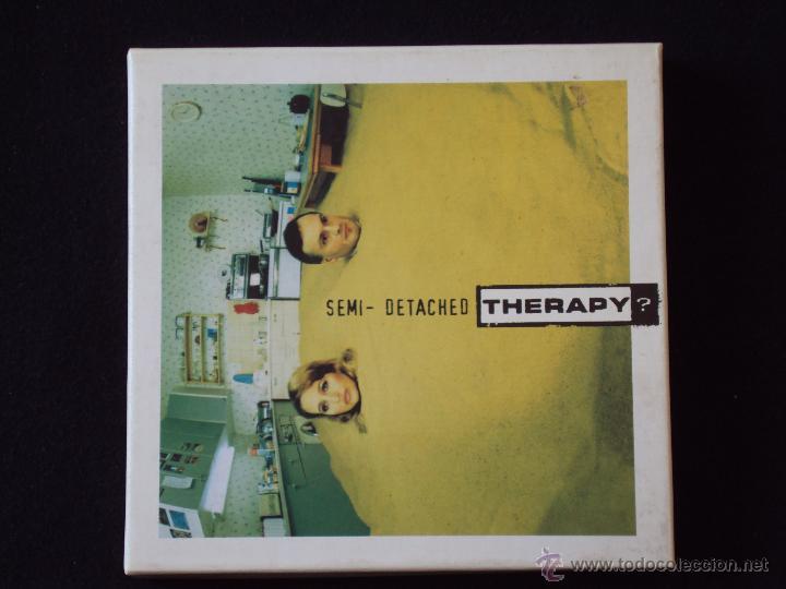 THERAPY, SEMI DETACHED (A&M 1998) BOX SET 6 SINGLES EDICION LIMITADA Y NUMERADA (Música - Discos - Singles Vinilo - Punk - Hard Core)