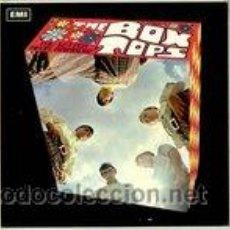 Discos de vinilo: THE BOX TOPS - THE LETTER / NEON RAINBOW. Lote 44765729