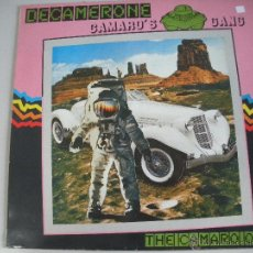 Discos de vinilo: MAGNIFICO LP DE - DECAMERONE -. Lote 44775762