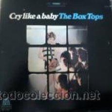 Discos de vinilo: THE BOX TOPS - CRY LIKE A BABY. Lote 44779028
