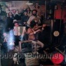 Discos de vinilo: BOB DYLAN - THE BASEMENT TAPES. Lote 44779105