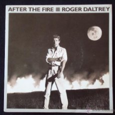 Discos de vinilo: ROGER DALTREY, AFTER THE FIRE (VIRGIN 1985) SINGLE ESPAÑA. Lote 44783078