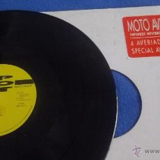 Discos de vinilo - MOTO AVERIADA. NEWEST REVERSOUND RELEASE. - 44788984