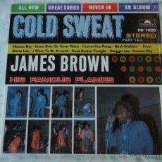Discos de vinilo: JAMES BROWN & THE FAMOUS FLAMES ( COLD SWEAT ) NEW YORK-USA LP33 POLYDOR. Lote 44791817
