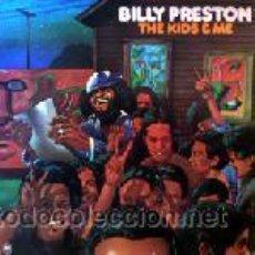 Discos de vinilo: BILLY PRESTON - THE KIDS AND ME. Lote 44793647