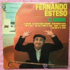 Discos de vinilo: FERNANDO ESTESO 1976 DISCOPHON SC 2295 LA RAMONA. Lote 44795391