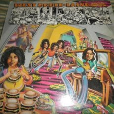 Discos de vinilo: WEST, BRUCE & LAING - WHATEVER TURNS YOU ON LP - ORIGINAL U.S.A -COLUMBIA/WINDFALL RECORDS 1973 -. Lote 44809339