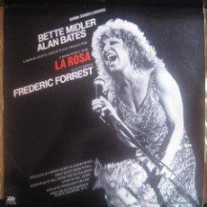 Discos de vinilo: BETTE MIDLER - LA ROSA (B.S.O.) LP. Lote 44809481