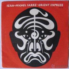 Discos de vinil: JEAN-MICHEL JARRE - ORIENT EXPRESS- AÑO 1982. Lote 44811439