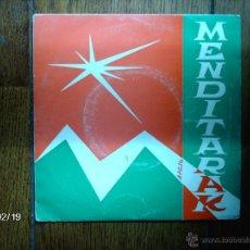 Discos de vinilo: MENDITARAK ( MENDITARRAK ) - ILLUNABARRA + 3. Lote 44819893