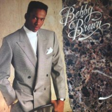 Discos de vinilo: BOBBY BROWN - DON'T BE CRUEL . LP . 1988 MCA RECORDS - 255 913-1. Lote 44824528