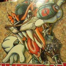 Discos de vinilo: TIGERTAILZ VINILO LOVE BOMB BABY 1988 EX ++. Lote 44825975