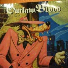 Discos de vinilo: OUTLAW BLOOD LP 1991 EX ++ MOTLEY CRUE DAVID LEE ROTH. Lote 44826134