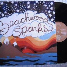 Discos de vinilo: BEACHWOOD SPARKS - '' S/T '' LP ORIGINAL USA BLACK VINYL 2000. Lote 44828299