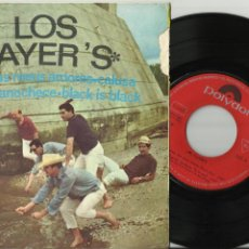 Dischi in vinile: LOS PLAYER'S EP GALICIA DOS MEUS AMORES+3 ESPAÑA 1966. Lote 44830126