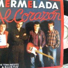 Discos de vinilo: MERMELADA -SINGLE 1986 -BUEN ESTADO. Lote 44835633