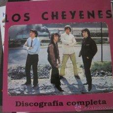 Discos de vinilo: CHEYENES - DISCOGRAFÍA COMPLETA - LP EL COCODRILO. Lote 44847900