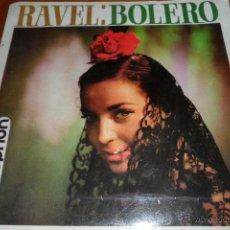 Discos de vinilo: RAVEL BOLERO , EP 1963. Lote 44857197