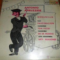 Discos de vinilo: ANTONIO APRUZZESE, EP 1962. Lote 44857596