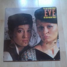 Discos de vinilo: THE ALAN PARSONS PROJECT - EVE. Lote 44865703