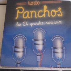 Discos de vinilo: LOS PANCHOS TODO PANCHOS LAS 24 GRANDES CANCIONES. Lote 44866264