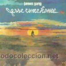 Discos de vinilo: JAMES GANG - JESSE COME HOME. Lote 44876087