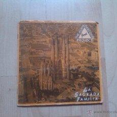 Discos de vinilo: THE ALAN PARSONS PROJECT - GAUDI. Lote 44877823