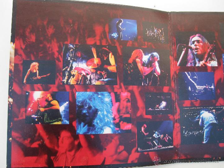 Discos de vinilo: LP - SANGTRAÏT - AL PALAU SANT JORDI - PICAP - AÑO 1992. - Foto 2 - 44884595