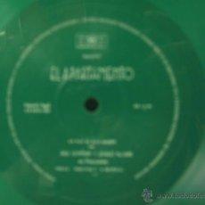 Discos de vinilo: EL APARTAMENTO (JACK LEMMON & SHIRLEY MCLAINE) - FLEXIDISC PROMOCIONAL MUNDIAL FILMAXVERDE. Lote 44898122