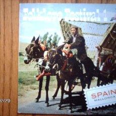 Discos de vinilo: FOLKLORE FESTIVAL 1 - SPAIN - MALLORCA . Lote 44898381