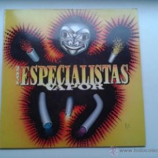 Discos de vinilo: LOS ESPECIALISTAS - VAPOR 1993 LP POLYDOR. Lote 44900437