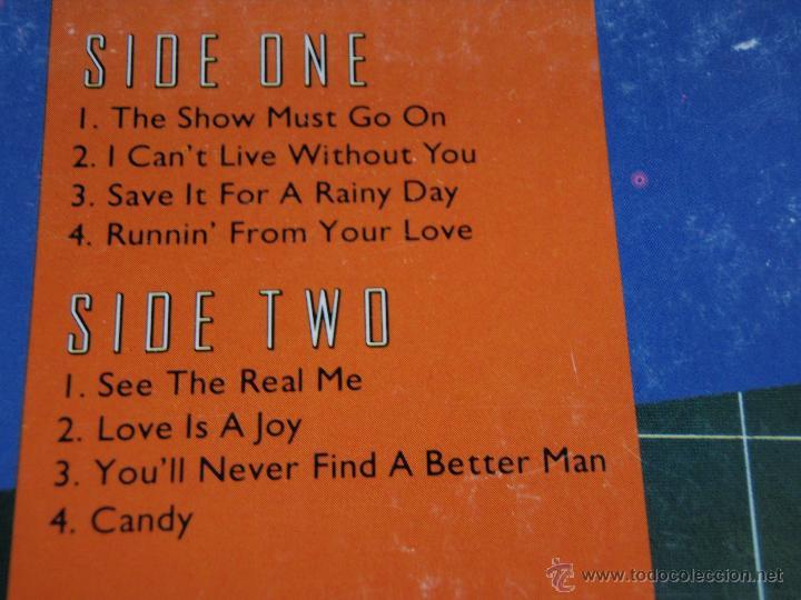 Discos de vinilo: FOUR TOPS ( THE SHOW MUST GO ON ) USA-1977 LP33 ABC RECORDS - Foto 2 - 4883740