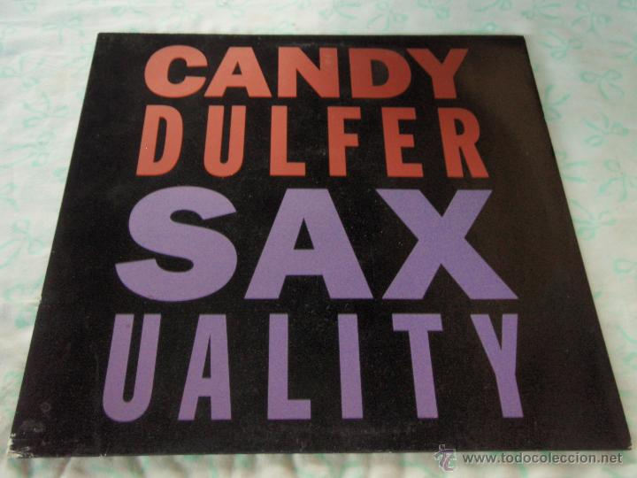 CANDY DULFER ( SAXUALITY 2 VERSIONES - HOME IS NOT A HOUSE ) 1990-GERMANI MAXI45 ARIOLA (Música - Discos de Vinilo - Maxi Singles - Jazz, Jazz-Rock, Blues y R&B)
