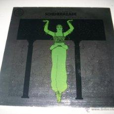 Discos de vinilo: RIMSKY KORSAKOV SCHEHERAZADE (1979 EMI USA) LONDON SYMPHONY ORCHESTRA . Lote 44918252