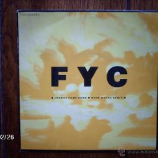 Discos de vinilo: FINE YOUNG CANNIBALS - JOHNNY COME HOME ( MARK MOORE REMIX ) + JOHNNY TAKES A TRIP . Lote 44931253