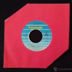 Discos de vinilo: AMANCIO PRADA, EL MUNDO QUE YO NO VIVA (FONOMUSIC 1984) SINGLE - AGUSTIN GARCIA CALVO. Lote 44911232