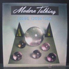 Discos de vinilo: MODERN TALKING - CHERI CHERI LADY / INSTRUMENTAL - ARIOLA EDICION ESPAÑOLA 1985. Lote 44937628