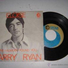 Discos de vinilo: BARRY RYAN ELOISE LOVE I ALMOST FOUND YOU AÑO 1968. Lote 44954843