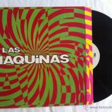 Discos de vinilo: LP LAS MAQUINAS-LAS MAQUINAS. Lote 44967225